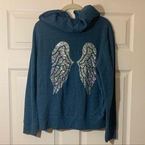 Victoria's Secret |Angel Wings | Hoodie Sweatshirt